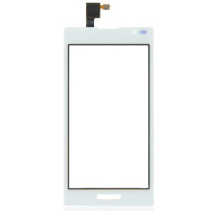 Fancytoy Layar Sentuh Pergantian Digital untuk LG Optimus L9 P760 Putih-Intl