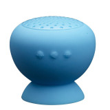 Beli Fang Fang Sunbeauty Waterproof Mini Mushroom Wireless Bluetooth Speaker Blue Baru