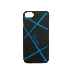 FantasiStore Hard Case Iphone 7 Polycarbonate - Biru