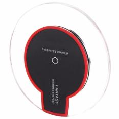 Beli Fantasy Wireless Qi Charger For Android Ios Sw3001 S8435 Black Teiton Online