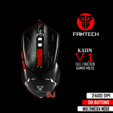 Beli Fantech Gaming Mouse V1 Hitam Online Indonesia