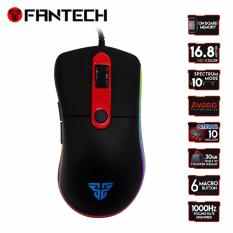 Diskon Fantech Gaming Rgb Macro Memory Mouse X6 Knight North Sumatra