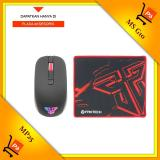 Harga Fantech Mouse Gaming G10 Hitam Fantech Mousepad Gaming Mp 25