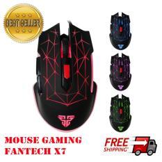 Beli Fantech Mouse Gaming Usb X7 Macro Standard Online Murah