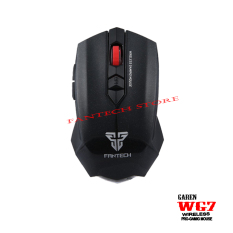 Fantech Mouse Wireless Garen Wg7 Hitam Terbaru