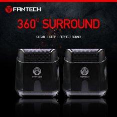 Harga Fantech Speaker Gs201 Hitam Yg Bagus