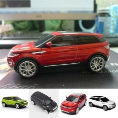 Fashion 2.4Ghz Wireless Latest SUV Land Rover Car Shaped Computer Mouse Laptop