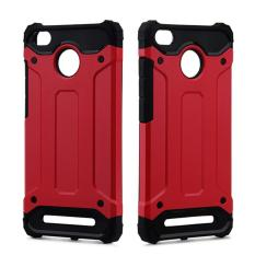 Fashion Baju Zirah Melindungi Yang Menyentuh Xiaomi Redmi 3 S (merah)-International