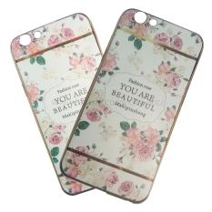 Fashion Case Rose Flower Character list Crom For Oppo F1s / A59