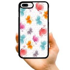 Modis Seksi Penjualan Kartun Keren Warna Yang Berbeda Lukisan Kupu-kupu Kreatif Pola Dicetak Buah Keras Plastik Telepon Case untuk Samsung Galaksi note 3-Internasional