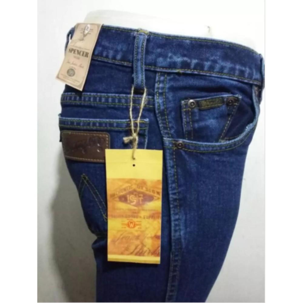 Fashion Pria Celana Jeans Standart - Celana Jeans Wrangler Pria - Celana Jeans Murah