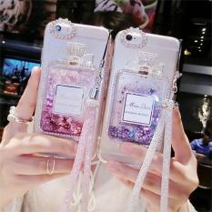Fashion Silikon Pasir Hisap Ponsel Paling Case untuk OPPO A77 (Merah Muda)-Intl