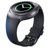 Beli Silicone Small Tali Jam Untuk Samsung Galaxy Gear S2 Sm R720 Bk1 Intl Oem Online