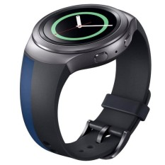 Harga Silicone Small Tali Jam Untuk Samsung Galaxy Gear S2 Sm R720 Bk1 Intl Oem