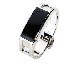Fashion Wanita Gelang D8 Bluetooth Smart Watch Smartband Gelang untuk Android dan Apple Smart Phone Hadiah Terbaik untuk Wanita- INTL
