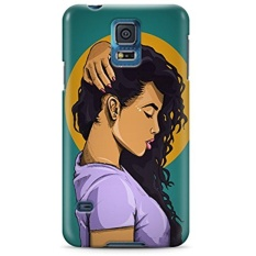 Fashionable & Cool Design for Samsung Galaxy S5 Hard Case Cover (girl29) - intl