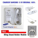 Beli Fast Charger Samsung Galaxy Note 4 Tab 3 S4 Note 2 Original 100 Seken