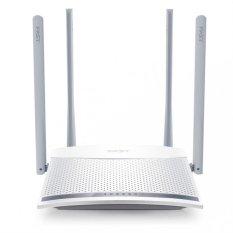 Diskon Cepat Fw325R 4 Empat Antena 300 M Router Nirkabel Putih