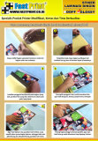 Review Toko Fast Print Stiker Laminating Dingin A4 Glossy Ukuran 31 7 X 22 Cm Online