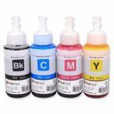 Beli Fast Print Tinta Epson Photo Ultimate Plus Uv 70Ml 4 Warna Nyicil