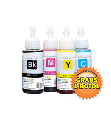 Beli Fast Print Tinta Photo Ultimate Uv Epson L Series 1 Set 4 Warna 70 Ml Plus Bonus Lengkap