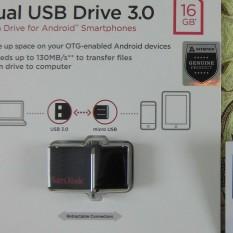 FD SANDISK 16 GB OTG