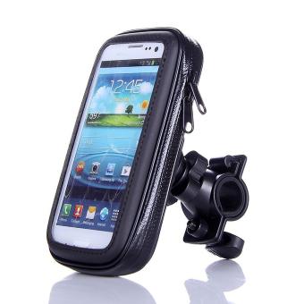Dimana Beli QC Phone Holder Motor Untuk HP / Tatkan Handphone GPS HolderHandphone Motorcycle Spion -
