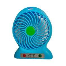 FDT Multi-function Kipas Angin Dan Power Bank - Biru