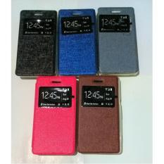 FDT Smart View  / Flip Cover / Sarung Handphone / Sarung HP Sony Xperia M - C2005