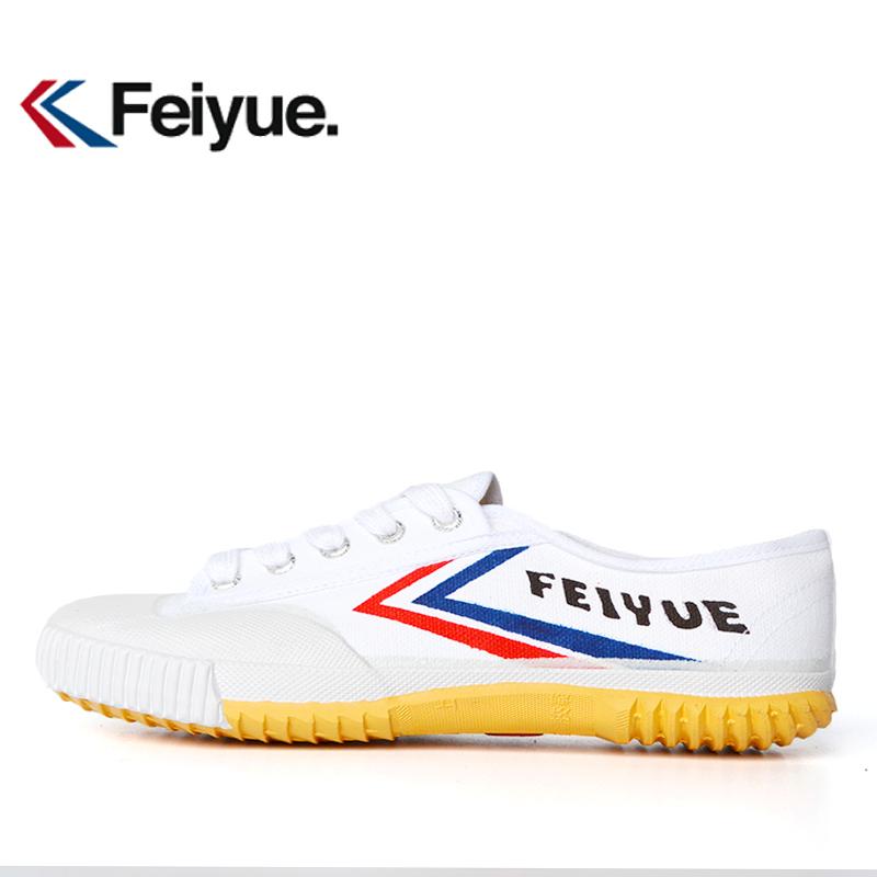 Toko Feiyue Sepatu Kanvas Klasik Putih Sepatu Pria Sepatu Sneakers Sepatu Sport Sepatu Casual Pria Lengkap Di Tiongkok