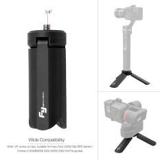 Toko Feiyu Tech Portable Dapat Dilipat Waktu Selang Fotografi Bracket Mini Gimbal Tripod For Feiyu Tech Wg2 G5 Spg Seri Vimble C Summon Wg Wgs G4 S G4 Pro Gimbal Outdoorfree Dekat Sini