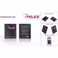 Felice Battery 1900mah Smartfren Andromax-U2