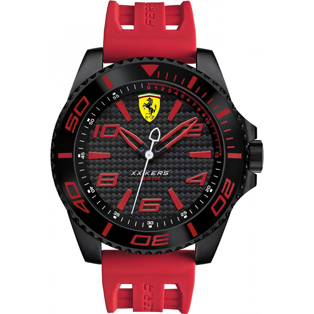 Ferrari Mens Watch Nwt Garansi 0830308 Intl Di Indonesia