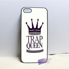 Fetty Wap Trap Queen fashion phone case high quality cover for Apple iPhone 6/6s Material:Hard PC+soft TPU+rubber - intl