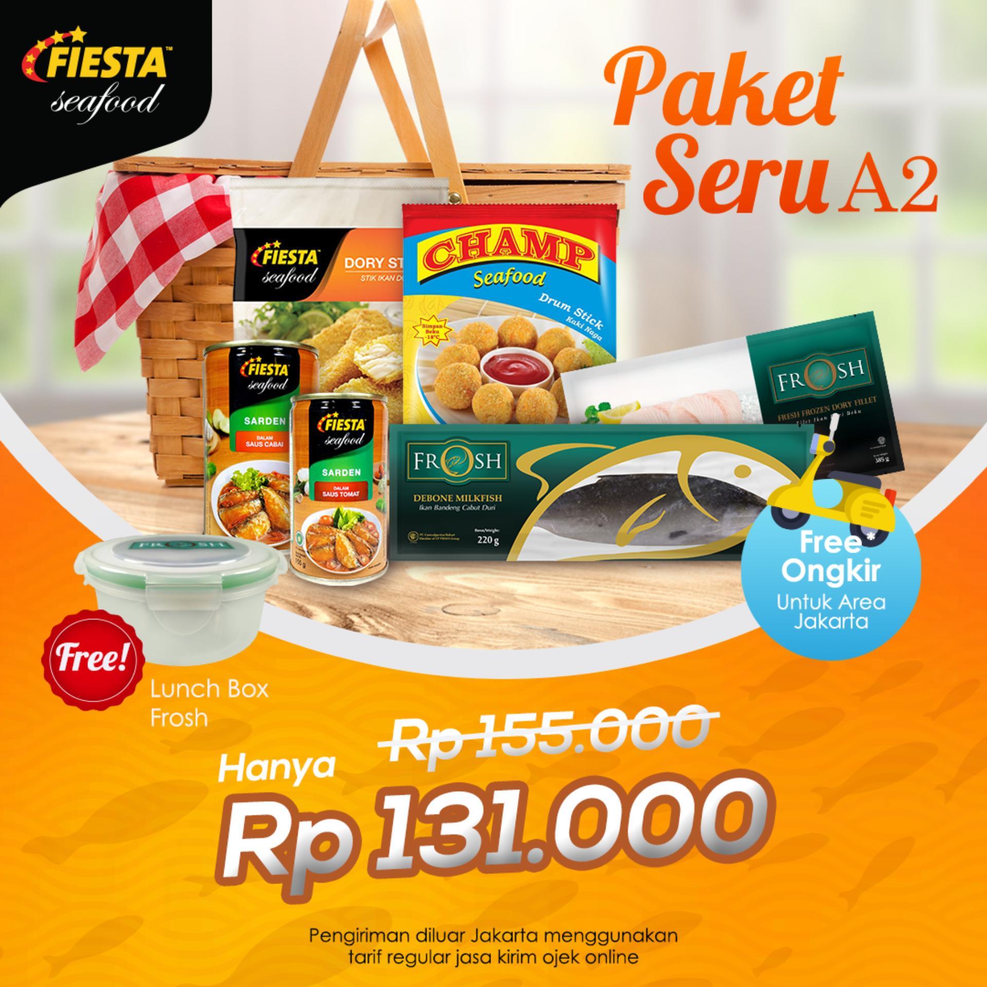 Fiesta Seafood Makarel Balado 155gr Paket Isi 17 Kaleng Daftar Produk Ukm Bumn Shifudo Bakso Ikan 500g Free Ongkir Depok Ampamp Jakarta Januari