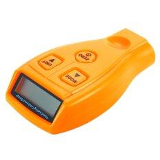 Jual Film Coating Thickness Meter Gauge 1 8Mm Lcd Electroplated Paint Tester Te323 Sz Orange Intl Online