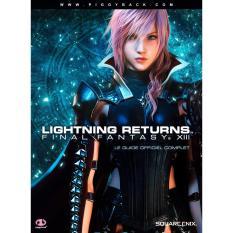 Final Fantasy XIII-3 Lightning Returns
