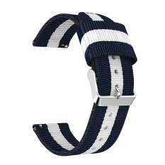 Spek Fine Woven Nylon Replacement Band Sport Strap For Samsung Gear S3 Intl