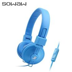 First Look IP-06 Phone Headset Computer Music Folding / Headphone Kabel Music
