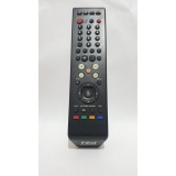 Jual First Media Remote Tv Receiver Samsung Original Hitam Branded Murah