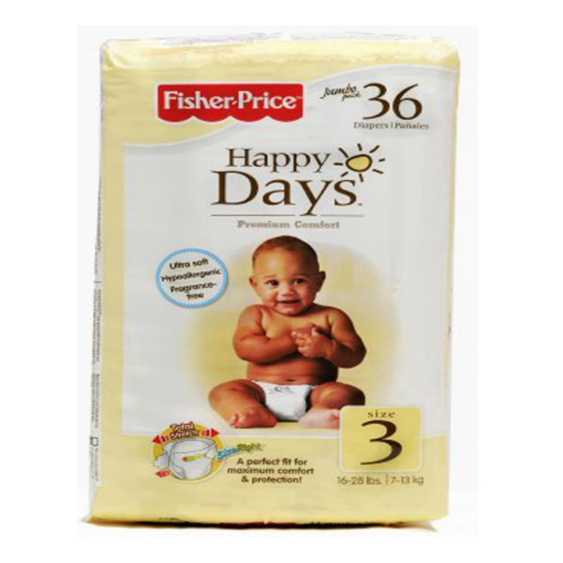 Jual Fisher Price Happy Days Diapers Fisher Price Di Indonesia