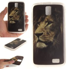 Fit Soft TPU Phone Back Case Cover For Lenovo A328 (Lion) - intl