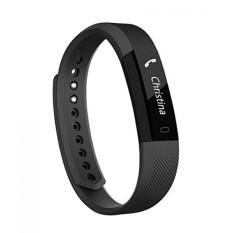 Kebugaran Tracker, Newyoudirect Smart Watch Activity Tracker Pedometer Sweatproof Olahraga Gelang dengan Monitor Tidur Kalori/step Counter Bluetooth 4.4 untuk Android IOS (hitam) -Intl