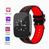Review Tentang Kebugaran Tracker Dengan Heart Rate Monitor Aktivitas Tracker Smart Watch Dengan Tidur Monitor Ip67 Tahan Air Berjalan Pedometer Band Dengan Panggilan Sms Mengingatkan Untuk Ios Android Smartphone