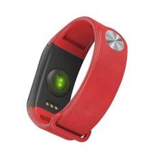 Tips Beli Pelacak Kebugaran Gelang Monitor Denyut Jantung Smart Band F1 Smartband Tekanan Darah With Gelang Anti Air Intl
