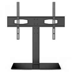 Fitueyes Universal TV Stand/Base Tabletop TV Stand dengan Mount Sampai 60 Inch TV Layar Datar Vizio /Samsung/SONY TV/XBOX ONE/TV Komponen Max VESA 400x600 TT105201GB-Intl
