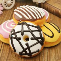 Review Tentang Lima Bintang Store 10 Cm Sweet Roll Imut Empuk Roti Lembut Donat Keychain Tas Ponsel Tali Pesona Intl