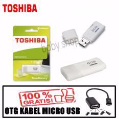 Jual Flash Disk Flasdisk Memory Usb Thosiba 8Gb Otg Kabel Micro Usb Satu Set