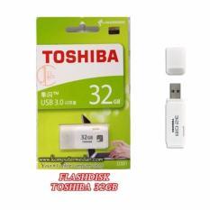 Flash Disk / Flashdisk USB Flash Memory Toshiba 32 GB - Putih