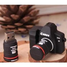 Flash Disk Unik / Lucu [SLR CAMERA CANON SHAPE USB 2.0 FLASHDISK 16GB]